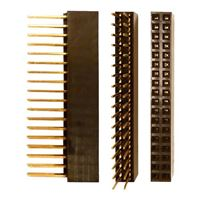 Schmartboard Inc. 2x18 Pin Stackable Headers - 3 Pack