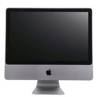 "Apple iMac MB418LL/A 24"" All-in-One Desktop Computer Off Lease Refurbished"