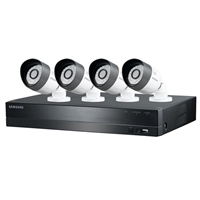 Samsung DVR & Refurbished Security Kit