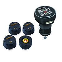Papago GoSafe Tire Pressure Monitor System