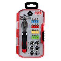 Olympia Tools Ratchet Driver Set - 22 Piece