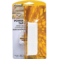Prime Wire and Cable 3-Outlet Power Tap