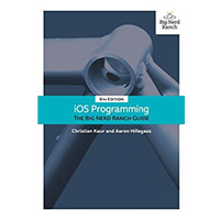 Pearson/Macmillan Books iOS Programming: The Big Nerd Ranch, 6th Edition