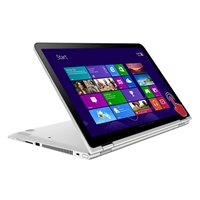 "HP ENVY x360 Convertible 15-w237cl 15.6"" 2-in-1 Laptop Computer Refurbished - Natural Silver"