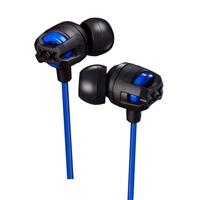 JVC Xtreme Xplosive Earbuds - Blue