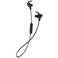 JVC Sport Bluetooth Wireless Pivot Motion In-Ear Headphones - Black