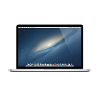 """Apple MacBook Pro with Retina Display 15.4"""" Laptop Computer Pre-Owned - Silver"""