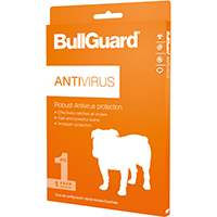 Bullguard Antivirus - 1 Device, 1 Year