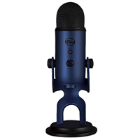 Blue Microphones Yeti Microphone - Midnight Blue