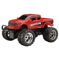 New Bright Industries Charger Ford Raptor - Red