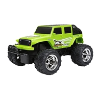 New Bright Industries Chargers F/F Ford Raptor - Green