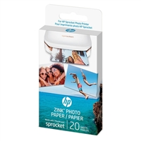 HP Zink Photo Paper