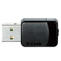 D-Link Wireless AC Dual Band USB Adapter Refurbished