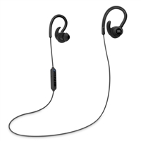 JBL Reflect Contour Wireless Sports Earbuds - Black