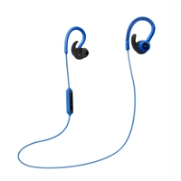 JBL Reflect Contour Wireless Sports Earbuds - Blue