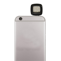 PoserSnap Mobile Ultra Bright 16 LED Photo Light