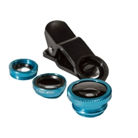 PoserSnap Mobile 3-in-1 Photo Clip Lens Set
