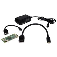 QVS Raspberry Pi Zero W Starter Kit