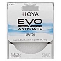 Hoya 52mm EVO Antistatic UV Filter