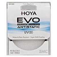 Hoya 58mm EVO Antistatic UV Filter