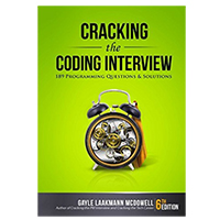 Career Cup CRACKING CODING INTERVIEW