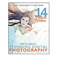 Academic Press TONY NORTHRUP DSLR BOOK