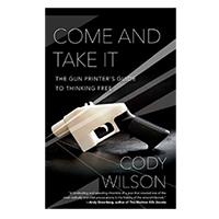 Academic Press COME & TAKE IT GUN PRINTE