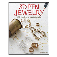 Taunton Press 3D PEN JEWELRY