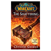 Pocket Star WORLD OF WARCRAFT SHATTER