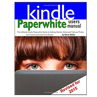 Weber Books KINDLE PAPERWHITE USERS