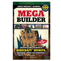 Triumph Books MEGA BUILDER  MINECRAFT