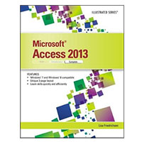 Cengage Learning Microsoft Access 2013: Illustrated Complete