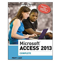 Cengage Learning Microsoft Access 2013 Complete