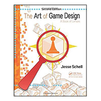 CRC Press ART OF GAME DESIGN 2/E