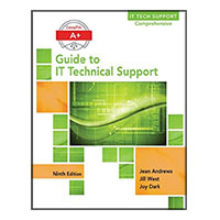 Cengage Learning A+ Guide to IT Technical Support, 9th Edition