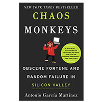 Harper Collins CHAOS MONKEYS