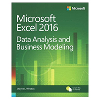 Microsoft Press Microsoft Excel Data Analysis and Business Modeling, 5th Edition