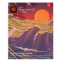 Pearson/Macmillan Books Adobe Illustrator CC Classroom in a Book