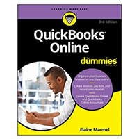 Wiley QuickBooks Online for Dummies, 3rd Edition