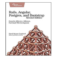 pragmatic RAILS ANGULAR POSTGRES