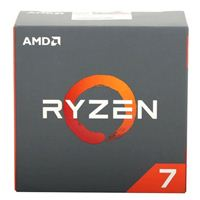 AMDRyzen 7 1800X 3.6 GHz 8 Core AM4 Boxed Processor