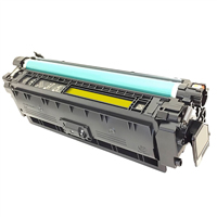 Micro Center Remanufacted HP 508A Yellow Toner Cartridge