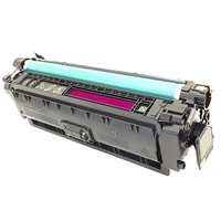 Micro Center Remanufactured HP 508A Magenta Toner Cartridge