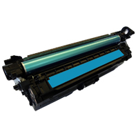 Micro Center Remanufactured HP 507A Cyan Toner Cartridge