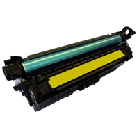 Micro Center Remanufactured HP 507A Yellow Toner Cartridge