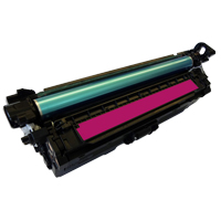 Micro Center Remanufactured HP 507A Magenta Toner Cartridge