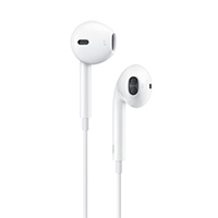 Apple EarPods w/ 3.5mm Headphone Plug