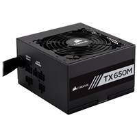 Corsair TX650M 650 Watts ATX Semi Modular Power Supply