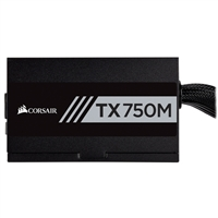 Corsair TX750M 750 Watts 80 Plus Gold Semi Modular ATX Power Supply