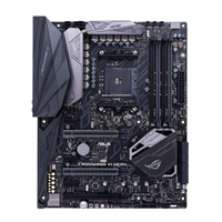 ASUS ROG CROSSHAIR VI HERO X370 AM4 ATX AMD Motherboard